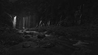 Darkness falls - Shizuoka,Japan