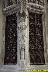 olv_over_de_dijlekerk_13 (Jolande, kerken fotografie) Tags: belgie belgi ramen kerk mechelen glasinlood orgel architectuur jezus kruis vlaanderen preekstoel altaar olvoverdedijlekerk