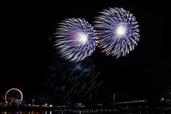 fireworks (D.A. Lichtbilder) Tags: autumn light colors night dark painting lights nikon fireworks nacht herbst messe minden funfair dunkel lichter farben feuerwerk lichtmalerei mindener d7200