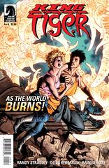 Preview: King Tiger #4 (All-Comic.com) Tags: comics kingtiger darkhorse previews randystradley dougwheatley allcomicpreviews allcomic