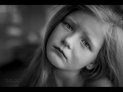 Acting sad (SteinaMatt) Tags: portrait bw white black matt photography portrett steinunn ljsmyndun svarthvtt steina matthasdttir dagbjrtmara steinamatt