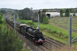 Steaming South (Coast)