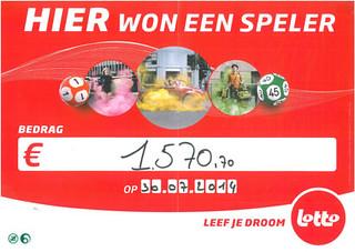 Lotto - €1.570,70