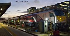 228 at Heuston, 9/12/15 (hurricanemk1c) Tags: dublin irish train gm rail railway trains enterprise railways irishrail 228 201 generalmotors heuston 2015 emd iarnród éireann iarnródéireann 0900heustoncork
