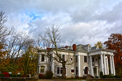 Old Mansion (brutus61534) Tags: nikon westvirginia mansion wheeling d5200