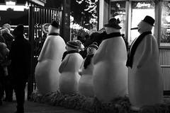 Julstämning (Anders Bromell) Tags: liseberg snowmen snögubbar fotosondag fs151220 julstamning