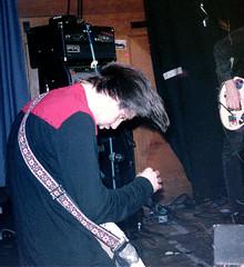 SEX JAMS (Julie Anne Noying) Tags: analog 35mm austria live nuremberg band gif analogue animatedgif analogphotography nrnberg k4 wiggles stereoscopy nimslo filmphotography nimslo3d 3dgif sexjams