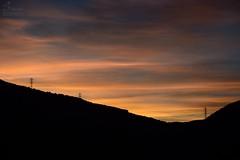 Twilight in Muskiz (Saioa Elizondo) Tags: light sunset sky beautiful clouds twilight romantic