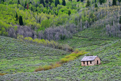 Pony Express Station (rangerbatt) Tags: landscape d5300 nikon wetland wildutah outdoor springlandscape wasatchmountains ponyexpress