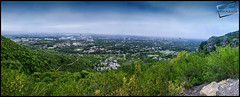 Beautiful View of Islamabad City From Margalla Hills (Adeel Javed's Photography) Tags: pakistan panorama hills islamabad javed adeel margalla