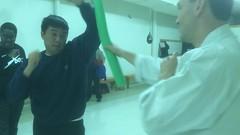 Exceptional Individuals Rutherford Rec at TheDOJO with Sensei Dan Rominski (Sensei Dan Rominski of The DOJO) Tags: dan martial arts special lesson needs sensei rutherford rec individuals exceptional thedojo rominski