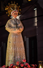 Our Lady of La Salette (Fritz, MD) Tags: procession intramuros intramurosmanila ourladyoflasalette prusisyon grandmarianprocession marianprocession silangcavite marianevents igmp2015 intramurosgrandmarianprocession2015