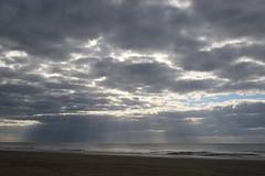 Mission Beach (126) Clouds (sixdos) Tags: sea sky beach clouds sunrise canon reflections australia queensland missionbeach tropicalnorthqueensland farnorthqueensland canoneos7dmarkii missionbreaze