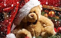 2016 Teddy Bear Desktop HD Wallpaper - StylishHDWallpapers (StylishHDwallpapers) Tags: bear christmas desktop happy teddy newyear gifts 2016 newyear2016
