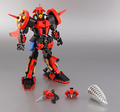 Lego Rhadamantis 06 (guitar hero78) Tags: lego moc srw super robot wars mecha mech