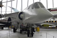 BAC TSR.2 Prototype (XR222) (Bri_J) Tags: iwmduxford cambridgeshire uk iwm duxford airmuseum aviationmuseum museum aircraft bac tsr2 coldwar strikeaircraft xr222 prototype