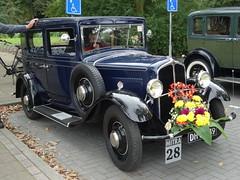 Renault Mona 4 1932 opstelterrein optocht Bokbierdag 2016 Zutphen (willemalink) Tags: renault mona 4 1932 opstelterrein optocht bokbierdag 2016 zutphen
