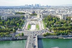 Paris Eiffel Tower 12.9.2016 3803 (orangevolvobusdriver4u) Tags: fluss river seine 2016 archiv2016 france frankreich paris eiffel turm eiffelturm tower eiffeltower tour toureiffel