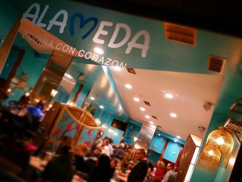 Cocina con corazon #Alameda #AlbertoCriado #Colindres #bar #restaurante #gastronomia #inauguración