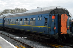 RPSI Craven 1541 In Kilkenny Railway Station. (Roche B10M VanHool) Tags: rpsi craven 1541 in kilkenny railway station