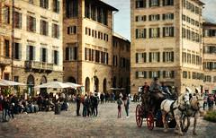Firenze, Piazza di Santa Maria Novella (Valerio_D) Tags: firenze toscana italia italy 2016primavera texture 1001nights 1001nightsmagiccity