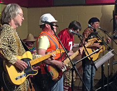 (Jean Arf) Tags: halloween 2016 costume littletheatre watkinsandtherapiers band music steve tom whit kerry scott