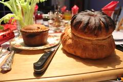 Tea Time. (Seckington Images) Tags: tea bread pie flickr
