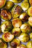 Asiago Roasted Brussels Sprouts (JuliasAlbum.com) Tags: asiago vegetables sidedish thanksgiving glutenfree healthy