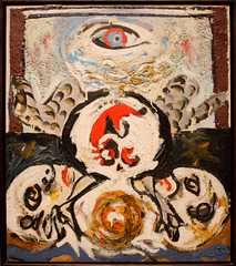 Jackson Pollock, Bird, c. 1938-41 (Sharon Mollerus) Tags: museumofmodernart newyork unitedstates cfp16