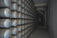 Solid Fuel (jgurbisz) Tags: jgurbisz vacantnewjerseycom abandoned nj newjersey industrial trenton navalairwarfarecenter nawcad decay grey