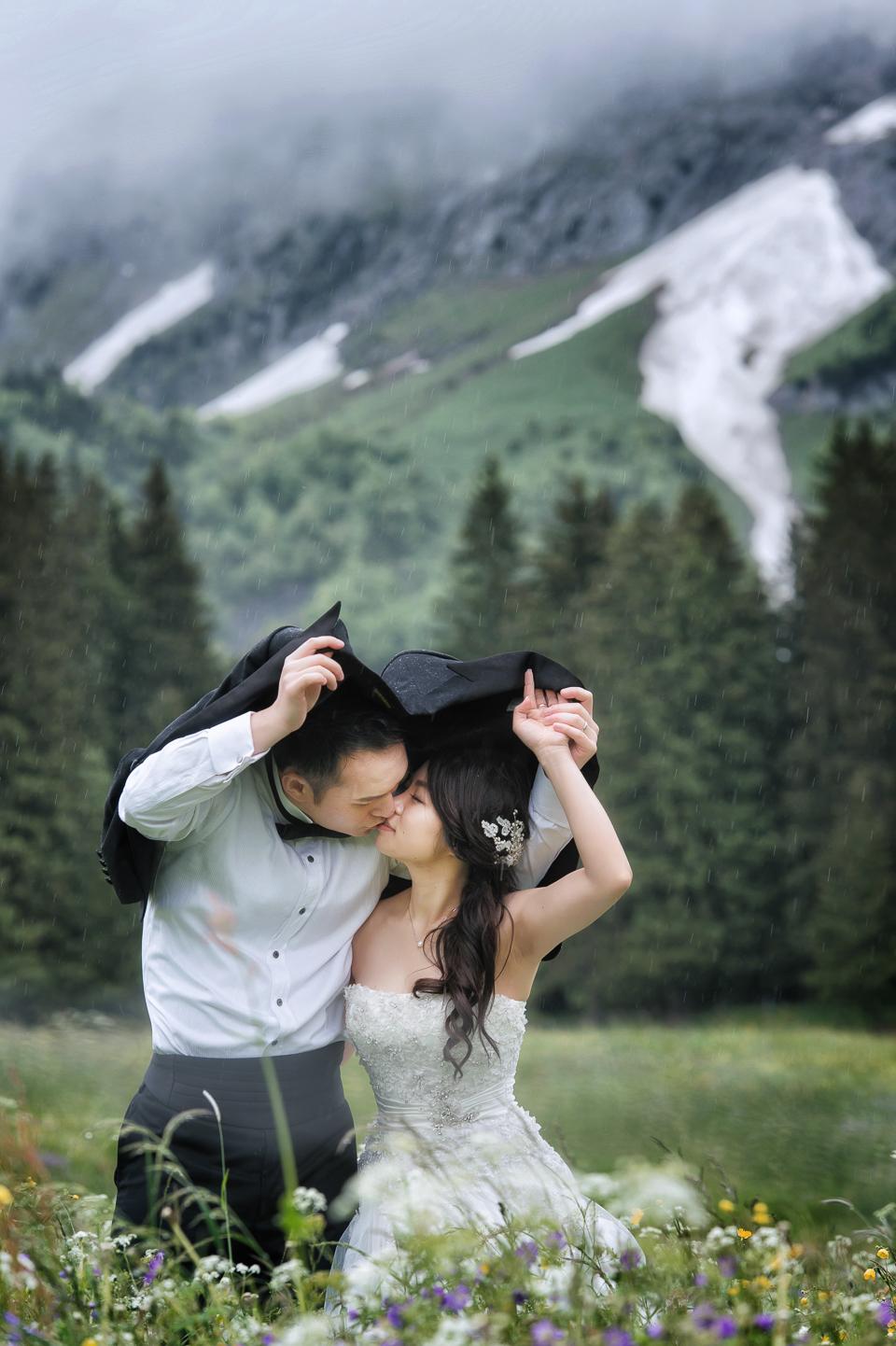 EASTERN WEDDING, Donfer Photography, 婚攝東法, 自助婚紗, 婚紗影像, 海外婚紗, 瑞士婚紗