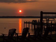 IMG_0163 River Sunrise (cmsheehyjr) Tags: cmsheehy colemansheehy nature scenery landscape sunrise dawn rappahannock virginia river