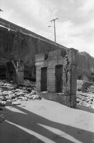 Muelle de Carbón abandonado - Lota