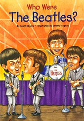Who Were the Beatles? (Vernon Barford School Library) Tags: 9780448439068 geoffedgers geoff edgers jeremytugeau jeremy tugeau thebeatles beatles musicgroups musicalgroups band bands rockband rockbands music musical rockmusic rock musician musicians singer singers biography biographies biographical vernon barford library libraries new recent book books read reading reads junior high middle school vernonbarford nonfiction paperback paperbacks softcover softcovers covers cover bookcover bookcovers