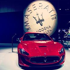 2017 Maserati GranTurismo (Mulholland1979) Tags: maserati maseratigranturismo laautoshow2016 laautoshow