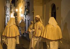 Gallipoli, processione (Norlews) Tags: gallipoli nuit nikon 35mmf18 confrérie purità procession religiosité