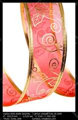 Loop (__Viledevil__) Tags: adornment accessories bead beautiful beauty bright chrome closeup color decoration detail elegant finery golden isolated ornament red sanfernando cdiz espaa
