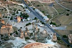 cappadokia (NamiQuenbyBusy) Tags: cappadocia turki turkey goreme