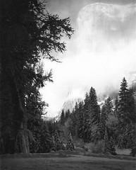 Half Dome (Peer Into The Past) Tags: anseladams blackandwhite photography nature yosemite halfdome
