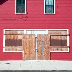 2016-504 (biosfear) Tags: berkeley red plywood