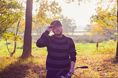 (shinebrightx) Tags: thenetherlands paisesbaixos holanda landscape nature autumn fall people men boy ginger redhead redhair ruivo ruiva