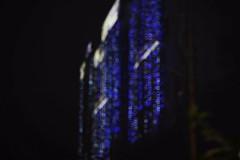 Bokeh at Night (mayank.jairaj) Tags: no person dark illuminated blur outdoor light travel winter autumn contemporary bright art city architecture shining sky abstract nikon d610 midnight manual bokeh