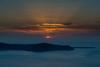 Santorini Skies (Marshall Ward) Tags: santorini aegeansea sunset dusk greece marshallward mwardphotographycom nikond800 afszoomnikkor2470mmf28ged 2016 landscape seascape europe