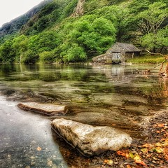 The old boat house (Lee~Harris) Tags: lake lakeside wales outdoor trees landcape landscapes tranquil serene stillness beautiful love nature naturelovers naturephotography outdoors