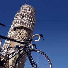 Torre di Pisa | Toscana (Boeris Bikes) Tags: boeris bicicletta bike bycicle pisa storia italia arte viaggio toscana torre architettura