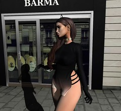 A sneak peak of the new Project Bento gloves by [Conquest]. Coming soon! (Mya Milena) Tags: bento sl secondlife pixel hands gloves
