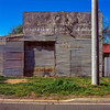 Murtoa (Westographer) Tags: murtoa victoria australia countrytown rural industrial corrugatediron shed patina weathered signage typography film fujivelvia transparency mediumformat hasselblad square 6x6