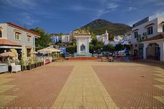 Open Market (T Ξ Ξ J Ξ) Tags: morocco chefchaouen sefasawan d750 nikkor teeje nikon2470mmf28 blue city market