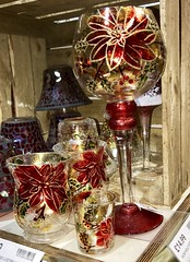 Festive Novelties (Dano-Photography) Tags: mulled glasses goblet wine happy merry christmas xmas festivenovelties navidad nol  natale   boe narodzenie  pre weihnachtsmann       julenissen iphone dano santa santaclause father decorations snow elf sleigh rudolph tree santaclaus