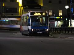 47087, Strand, Torquay, 28/11/16 (aecregent) Tags: strand torquay 281116 stagecoachsouthwest optare solo 47087 wa04txb 32